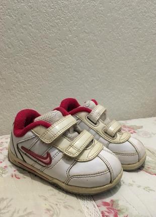 Детские кроссовки nike 21p