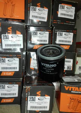 Фильтр топливный для Богдан А091/А092, Isuzu NQR 71 4HG1, 4HG1T