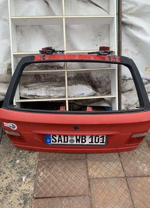 Крышка багажника ляда задняя дверь БМВ Е46 универсал BMW E46