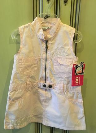Платье детское ido dodipetto на 3-4 года