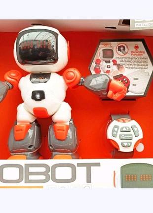Радиоуправляемый умный робот для детей Kids Buddy с пультом