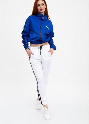 Спорт костюм женский синий