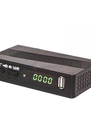Цифровой тюнер DVB-T2 UKC 0967 с поддержкой wi-fi адаптера