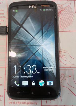 HTC One X S720e 32GB Black НЕСПРАВНЕ
