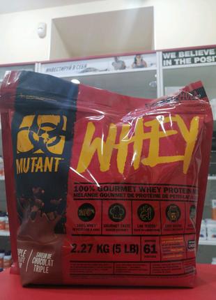 Mutant Whey 2,27 кг (Шоколад)