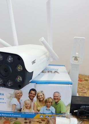 Камера видеонаблюдения беспроводная CAD 23D wifi IP2.0mp уличная