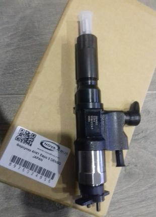 Диагностика и ремонт топливных форсунок Isuzu 4HG1 4HG1-T 4HK1