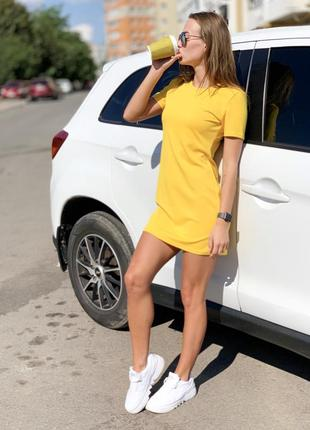 Спортивное летнее платье _Vovk.workshop_