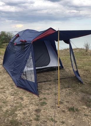 Аренда высокой семейной палатки