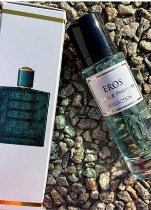 Парфюмированная вода для мужчин версия versace eros