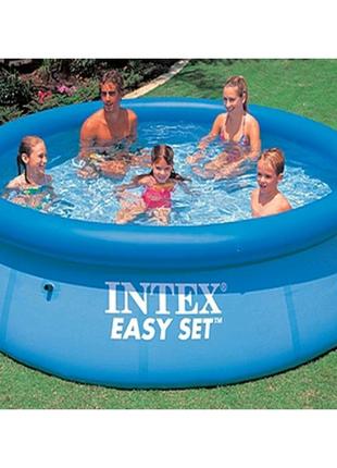 Бассейн надувной Интекс 28110