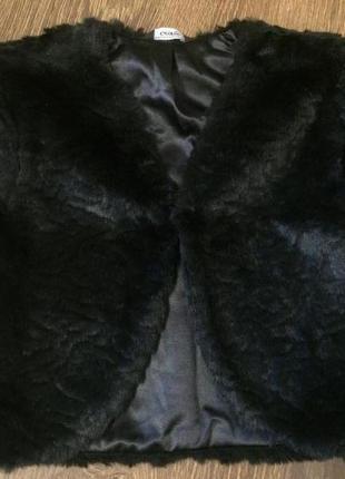 Накидка из искусственного меха george