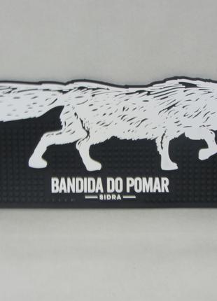 Термо-коврик парикмахера Barber BANDIDA DO POMAR 46см*20см*0,8 см