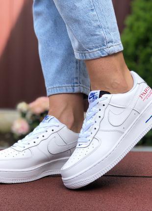 Женские Кроссовки Nike Air Force 1 Paris