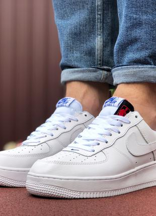 Мужские Кроссовки Nike Air Force 1 Paris