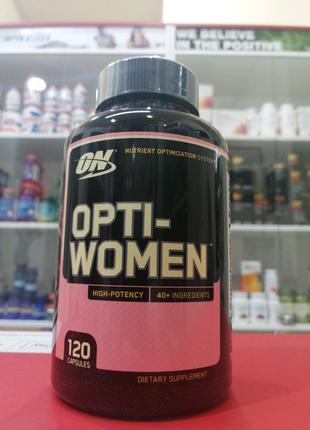 Optimum Opti-Women 120 капсул