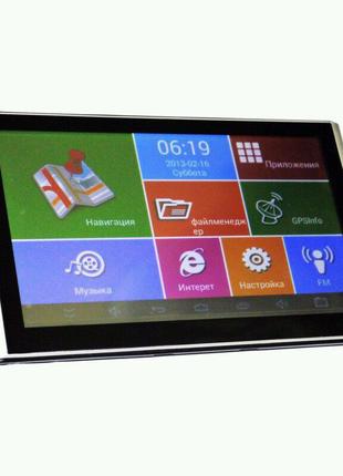 Gps навигатор Pioneer M722 Android