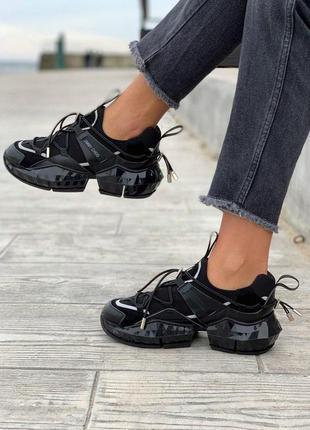 Jimmy choo кроссовки женские с рефлективом