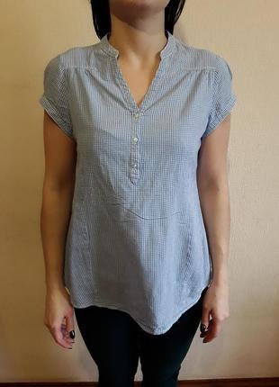 Рубашка в клеточку  l/xl