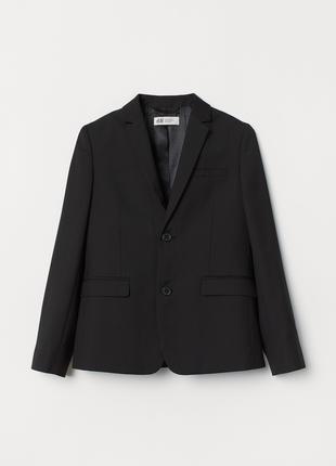 Классический школьный пиджак от H&M на 8-9 лет
