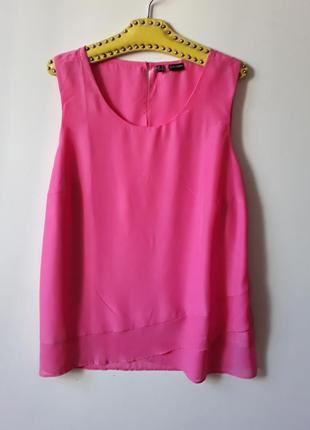 Яркая блузка  большого размера