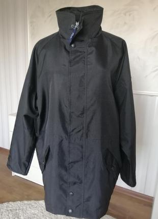 Качественная куртка ветровка большого размера, 52-54.