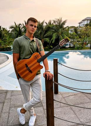 Уроки гітари (приватно або онлайн). Уроки гитары