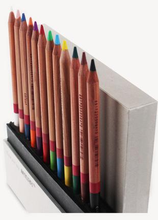 Карандаши цветные Marco Renoir Fine Art 12 цветов 3120-12WB