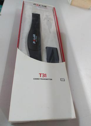 Нагрудный пульсометр датчик пульса hrm POLAR T31