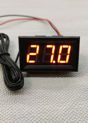 Датчик температуры с выносным датчиком