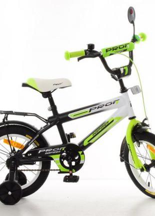 Детский велосипед PROF1 14 Д. SY1454