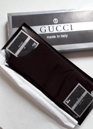 Подарок бренд  носки  в подарочной упаковке 1 пара