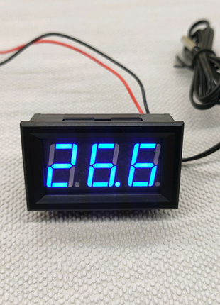 Датчик температуры, термометр с выносным датчиком
