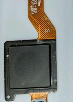 Сканер отпечатка пальцев для Xiaomi redmi note 5 (pro)