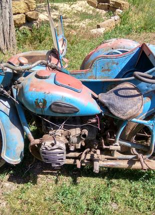 Продам мотоцикл К-750м. 1969 года.
