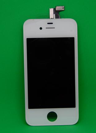 Дисплей LCD iPhone 4S + Touch Screen White
