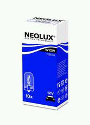 Лампа накаливания NE 501 12V W5W