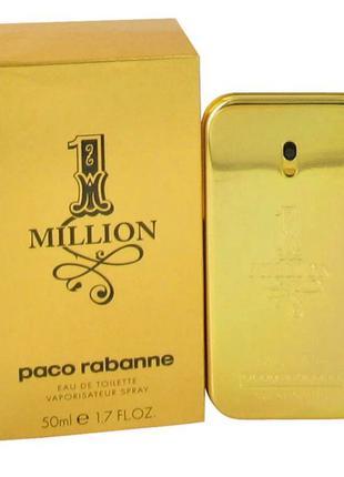 Духи Paco Rabanne 1Million50 ml