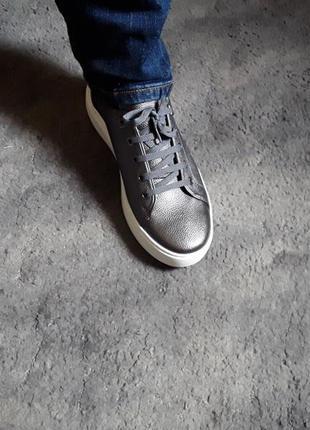 Кросовки кеды слипоны  41-42