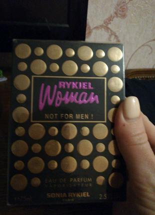 Rykiel woman духи