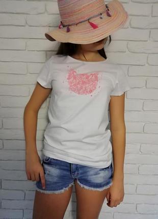 Интересные футболки для девочек