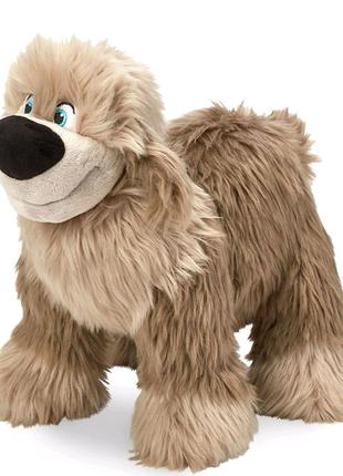 Мягкая плюшевая игрушка овчарка пёс Макс - м/ф Русалочка, Дисней