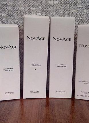 Набор для лица novage