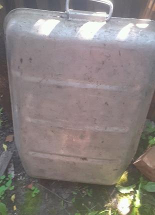 Канистра алюминиевая 30 литровая