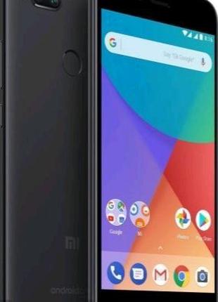 Xiaomi Mi A1 Black (2017)