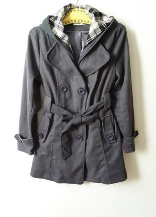 Плащ  легкое пальто подростковое