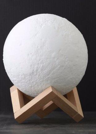 Ночник Луна,3D Ночник,Настольный светильник,лампа Magic 3D Moo...