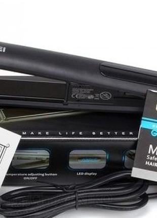 Утюжок выпрямитель для волос GEMEI GM-401,плойка,щипцы,терморе...