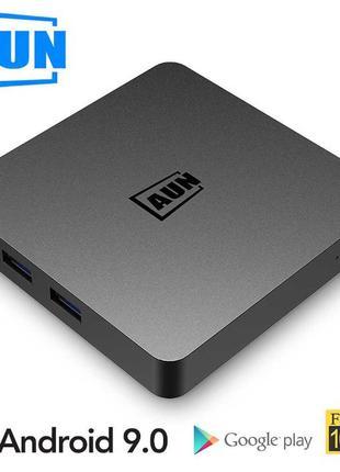 ТВ Приставка AUN BOX 1 2/16 Smart TV Box, X96, H96