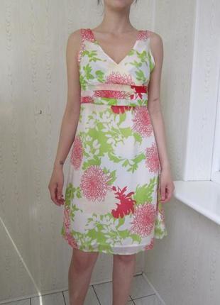 Платье натуральный шелк  jake*s